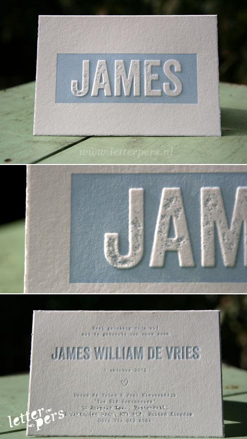 letterpers_letterpress_geboortekaartje_preeg_relief_James