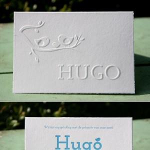 letterpers_letterpress_geboortekaartje_hugo_relief_vogeltjes_ue