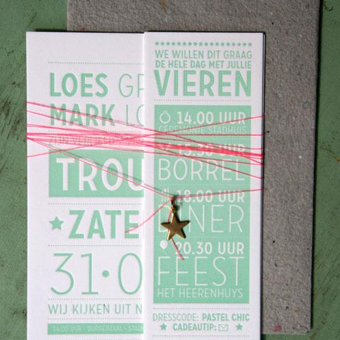 letterpers_letterpress_Loes_Mark_trouwkaart_relief_pakketje_ue