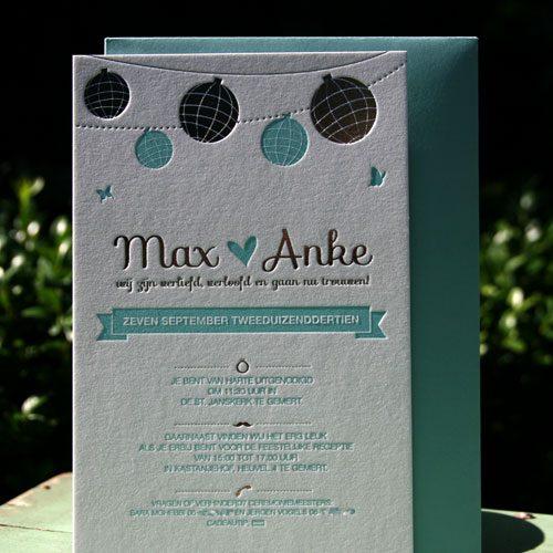 letterpers_letterpress_trouwkaart_max-en-Anke_zilver-folie_blauw_hartje_envelop_ue