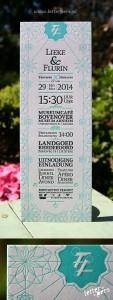 letterpers_letterpress_trouwkaart_Lieke_Flurin_geometrisch_uniek