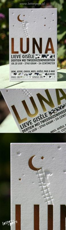 letterpers_letterpress_geboortekaartje_luna_blinddruk_goudfolie_maan_bijzonder