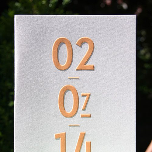 letterpers_letterpress_trouwkaart_robertjan_judith_preeg_strak_oranje_leuk_ue