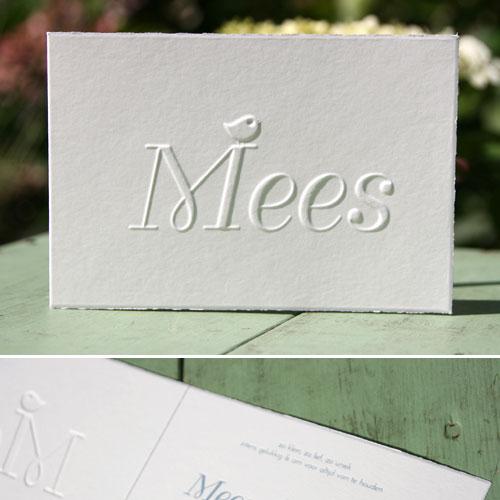 letterpers_letterpress_geboortekaartje_Mees_vogeltje_relief_ue