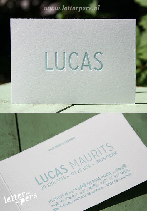 letterpers_letterpress_geboortekaartje_lucas_strak_lichtblauw_scheprandje_ue