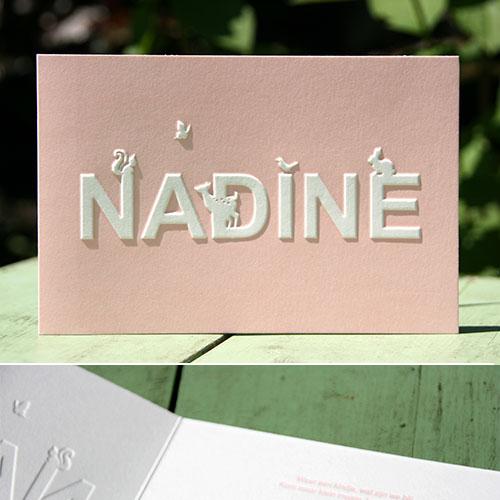 letterpers_letterpress_geboortekaartje_nadine_preeg_roze_illustratie_lief_ue