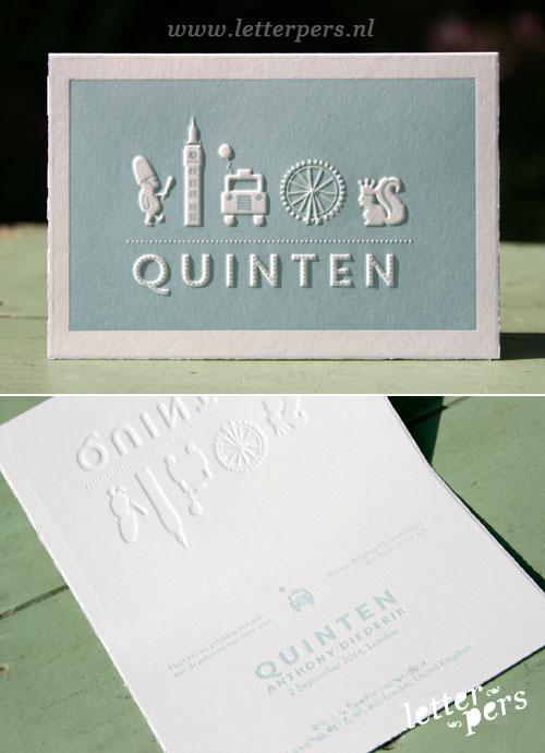 letterpers_letterpress_geboortekaartje_Quinten_London_Londen_Eye_lief_oudhollands