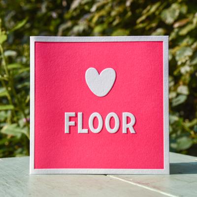 Letterpers-letterpress-Floor-hart-fluor-roze-4217