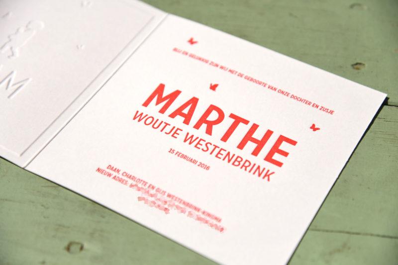 Letterpers_letterpress_geboortekaartje_Marthe_zusjes_silhouttes_vlinders-2-0588