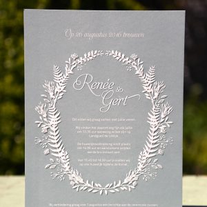 Letterpers_letterpress_geboortekaartje_Renee_Gert_trouwkaart-2-0522_ue