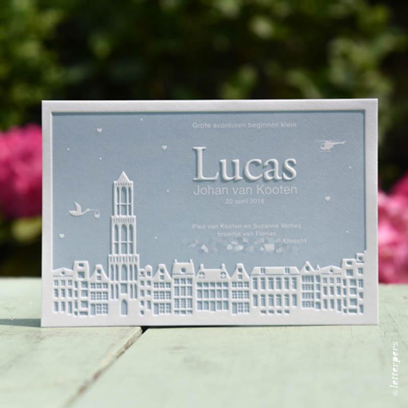 Letterpers-Letterpers-geboortekaart-Letterpers-Letterpers-geboortekaart-Lucas-Utrecht-skyline-DSC-1066-bewerkt-ue