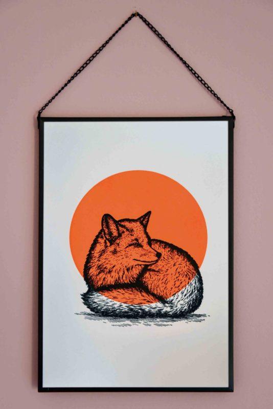 DSC_3823_letterpers_letterpers_poster_fox_vos_fluor_neon_orange