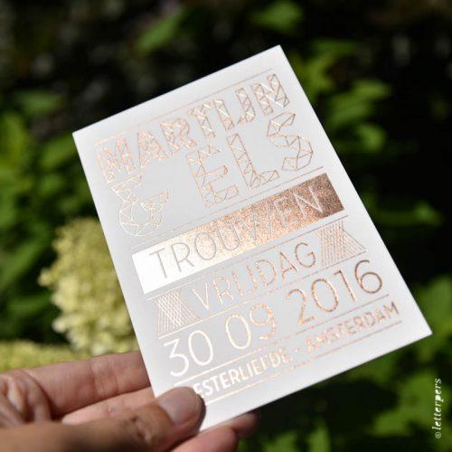 Letterpers-Letterpers-geboortekaart-DSC_3685_martijn_els_trouwkaart_wedding_koper_brons_coper