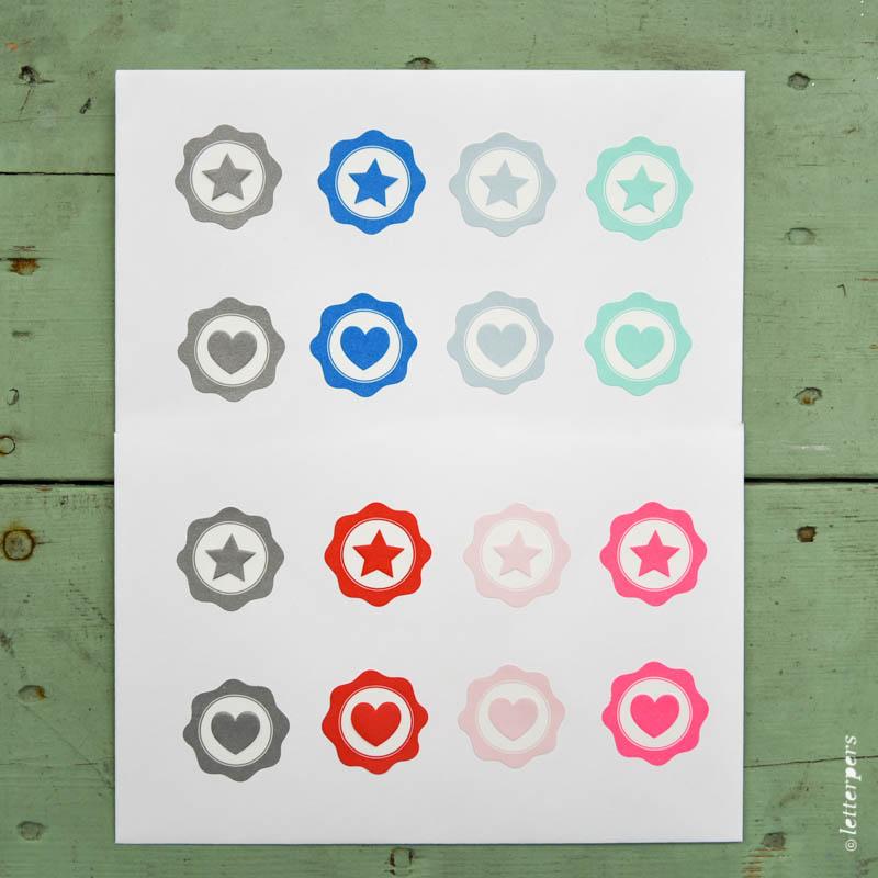 Letterpers Letterpers geboortekaart DSC 3990 sluitzegels stickers