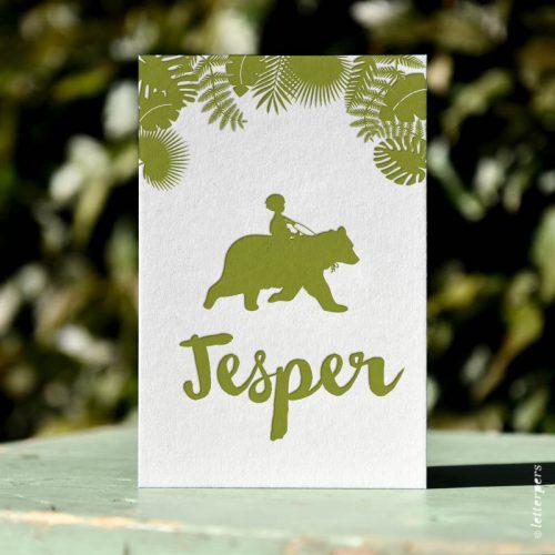 Letterpers-Letterpers-geboortekaart-Beer_Jesper_10x15