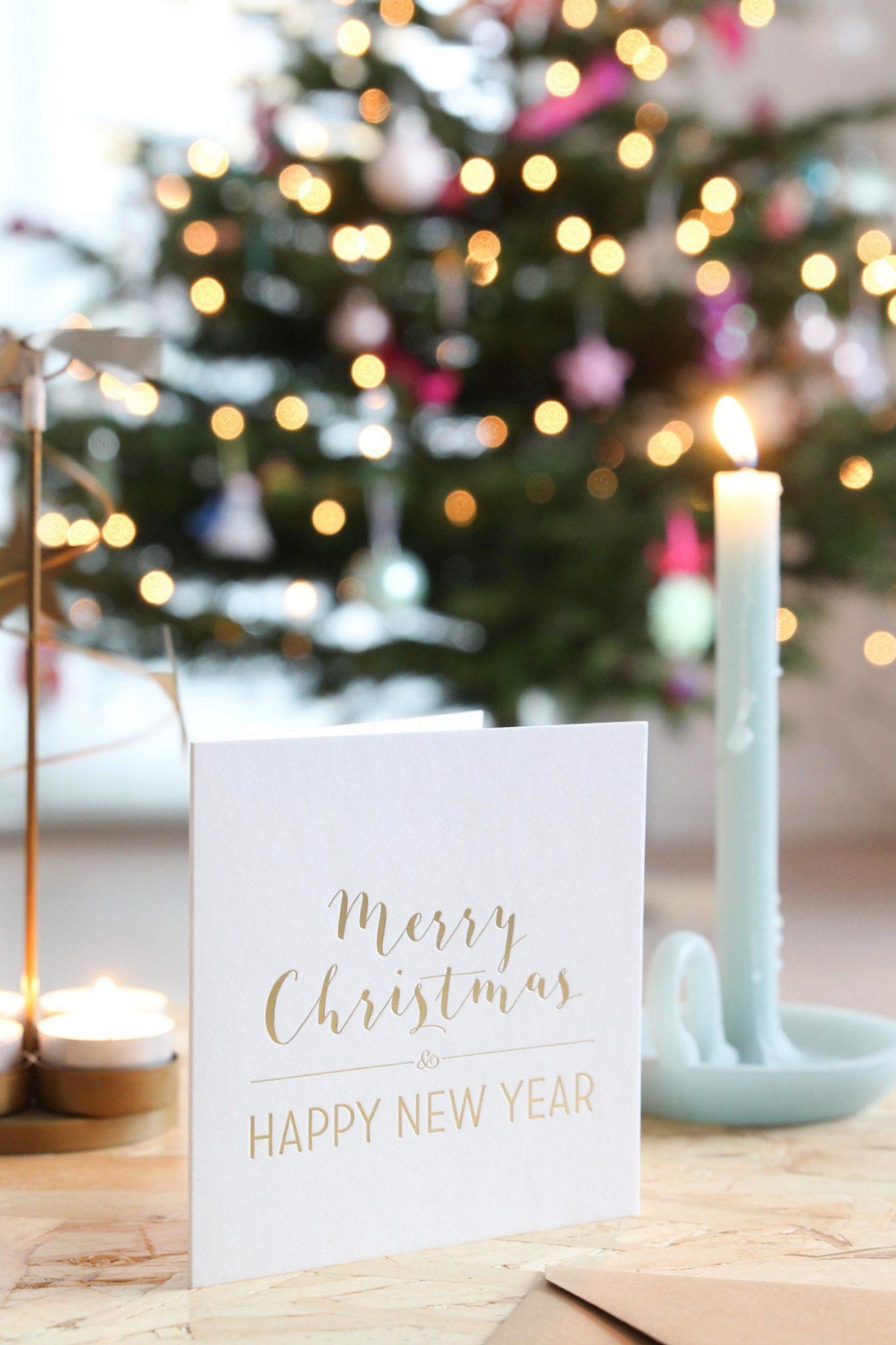 vt wonen vtwonen letterpers letterpress kerstkaart, christmas