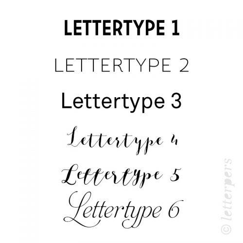 Geboortekaartje_lettertype_letterpers_letterpress