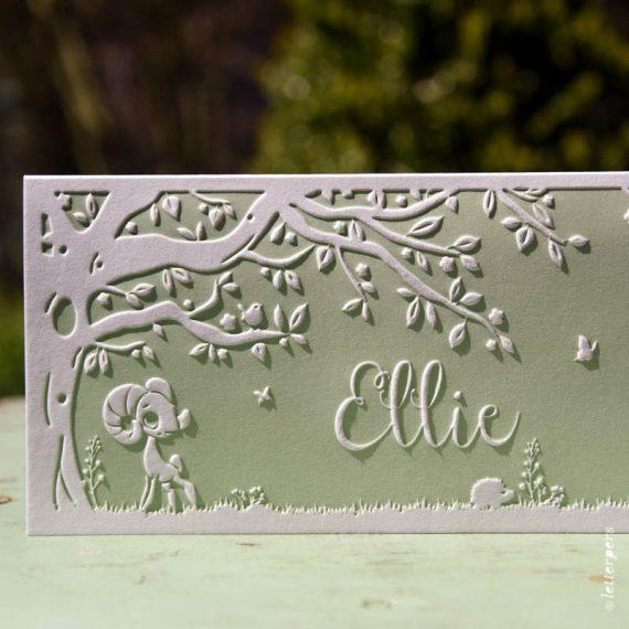 Letterpers-Letterpers-geboortekaart-Letterpers-letterpress-geboortekaartje-Ellie-ram-rammetje-boom-oudgroen-lief-2-0533-ue