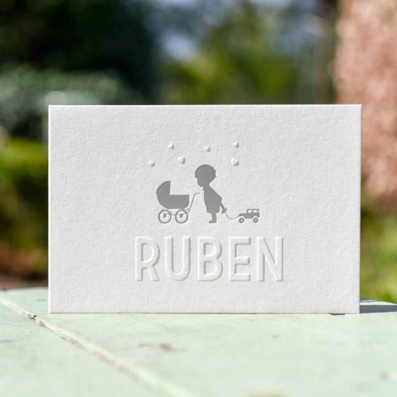 Letterpers-Letterpers-geboortekaart-DSC_9644-Ruben-jongen-kinderwagen-broertje