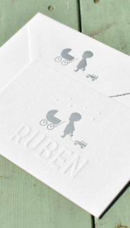 Letterpers-Letterpers-geboortekaart-DSC_965-Ruben-jongen-kinderwagen-broertje
