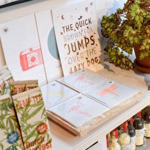 Wholesale Whole sale wederverkoop Letterpers Letterpress Cards Kaarten