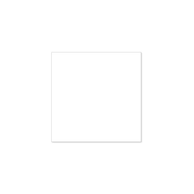 Prijsindicatie letterpers kaart 13 x 13 cm