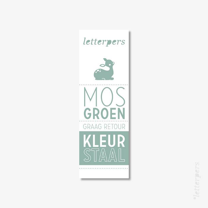 Kleur groen